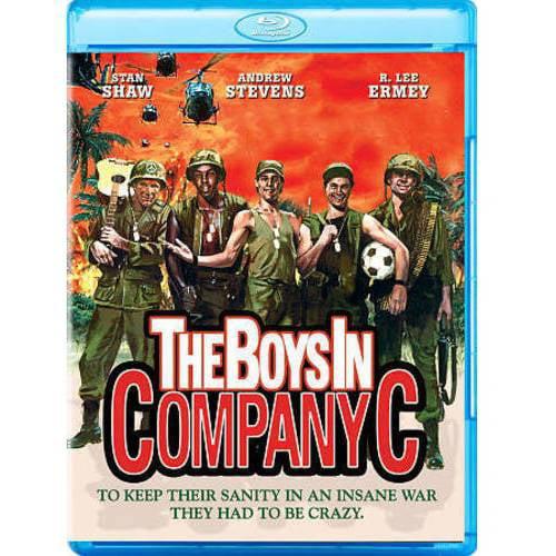 Boys In Company C (Blu-ray)