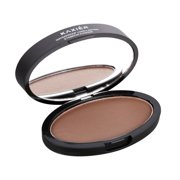 Eyebrow Powder Eyes Makeup Brow Stamp Waterproof Grey Brown Eye Brow Powder With Eyebrow Brush Tools