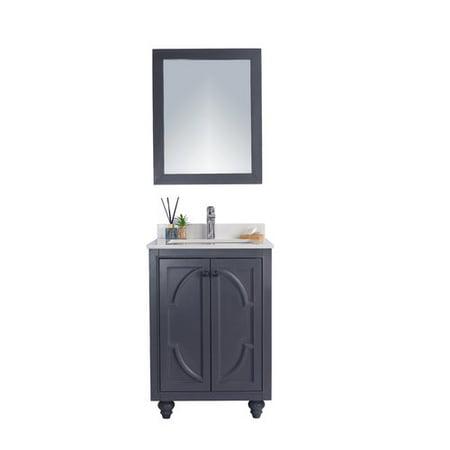 Laviva Odyssey 24 Single Bathroom Vanity Set