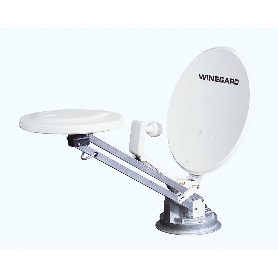 Winegard RM-DM61 Combination Crank-Up/Over-the-Air Antenn...
