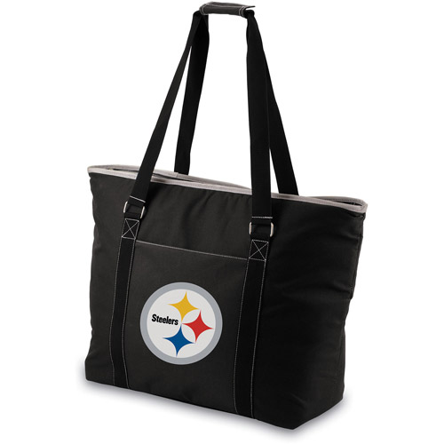 Picnic Time Tahoe, Black Pittsburgh Steelers Digital Print
