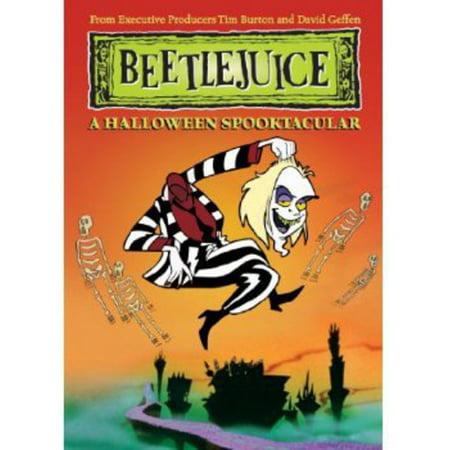 Beetlejuice: A Halloween Spooktacular (DVD) (Spooktacular Halloween Words)