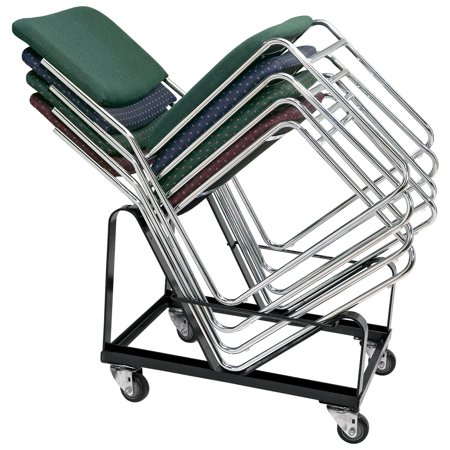 National Public Seating 8600 Series Stacking Chair Cart - Seating Chart Ideas