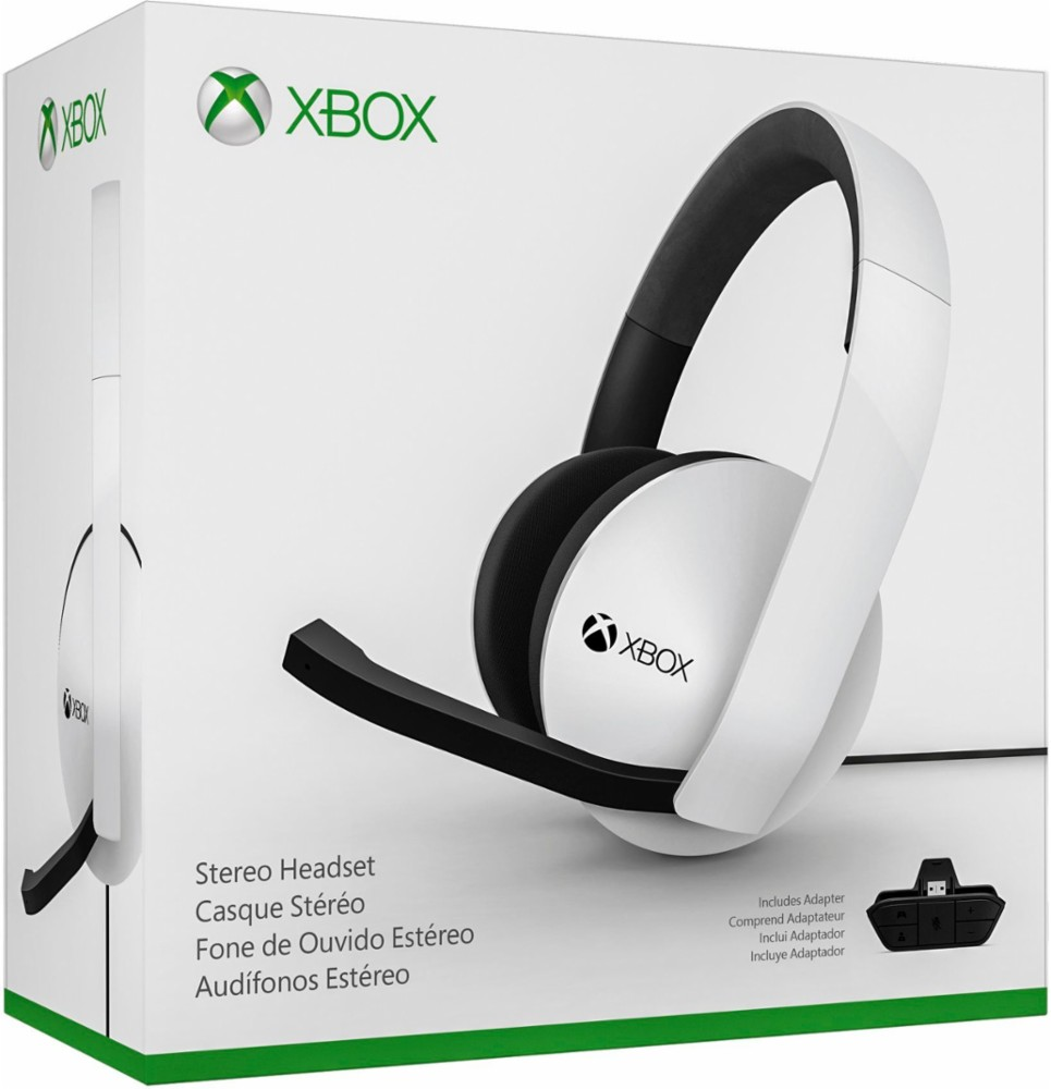 Microsoft Chat Headset for Xbox One