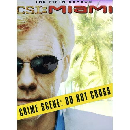 Csi  Miami  The Complete Fifth Season