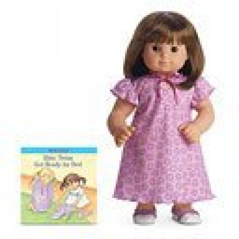 American Girl Doll Bitty Twin Bitty Baby Blossom Nightie ...