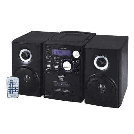 Bluetooth Portable Audio With Built In Am Fm Radio System