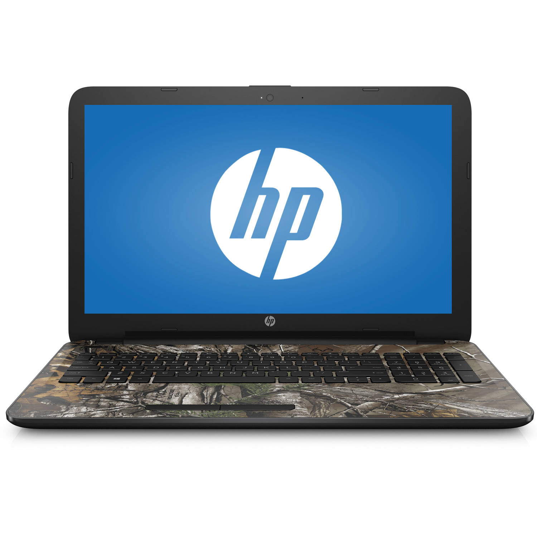 "Refurbished HP 15-bn070wm 15.6"" Laptop, Windows 10 Home, Intel Pentium N3710 Quad-Core Processor, 4GB Memory, 1TB Hard Drive"