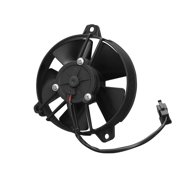 "SPAL 5.2"" 313 CFM Low Profile Electric Cooling Fan P/N 33600"