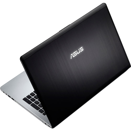 "Asus Black 15.6"" N56DP-DH11 Laptop PC with AMD A10-4600M Processor and Windows 8 Operating System"