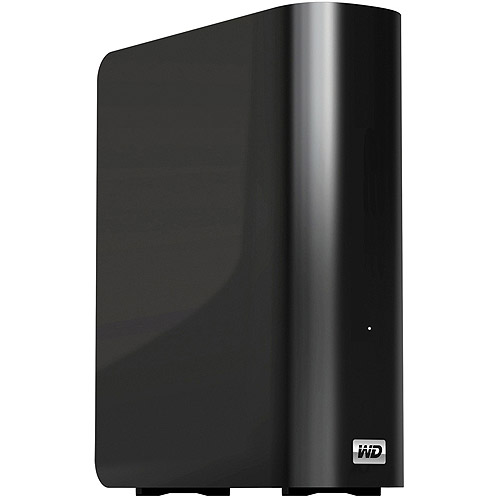 Western Digital My Book 2TB Essential USB 3.0 Desktop External Hard Drive, WDBACW0020HBKSN