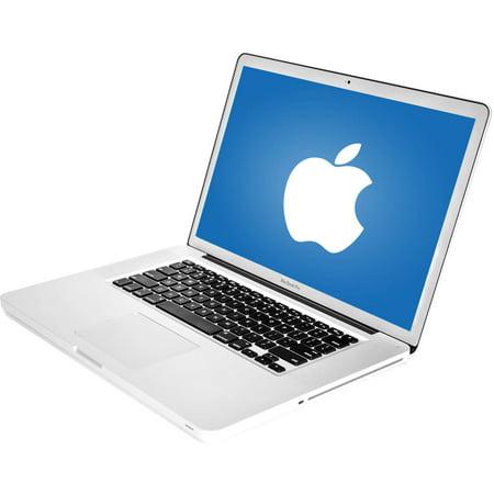 Refurbished Apple Silver 15.4