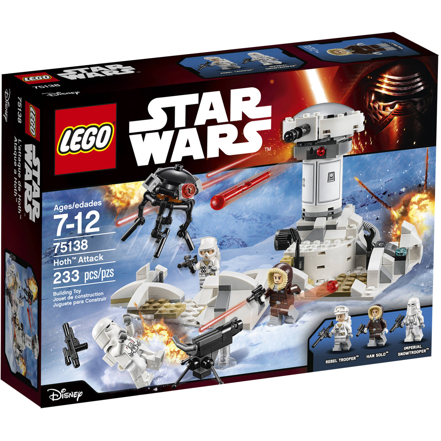 Image result for lego star wars 75138