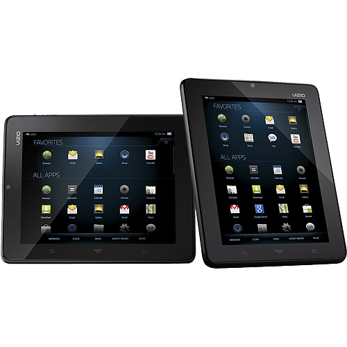 Get Refurbished VIZIO VTAB1008 with WiFi 8″ Touchscreen Tablet PC Featuring Android 2.3 (Gingerbread) Operating System Before Too Late