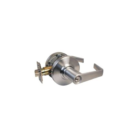 Schlage Al Privacy Leverset 2 3 4  Bs Brass