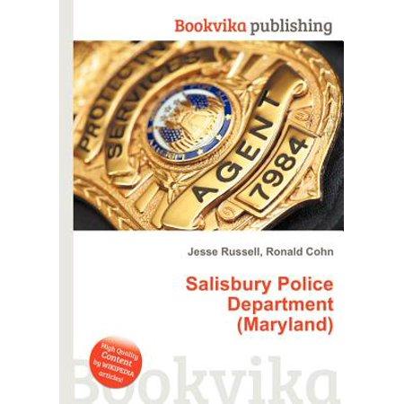 Salisbury Police Department (Maryland) - Party City Salisbury Maryland
