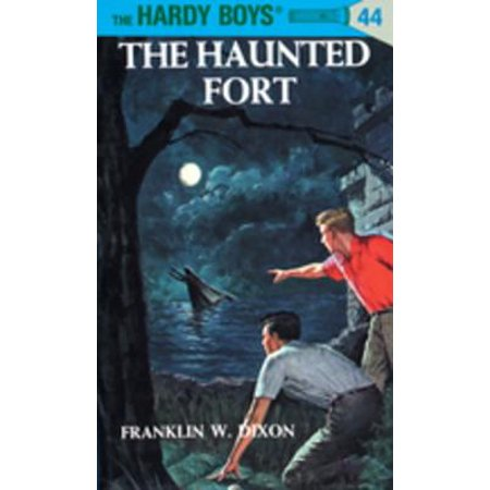 Hardy Boys 44: The Haunted Fort - eBook