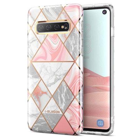 Samsung Galaxy S10 Case, i-Blason Cosmo Lite Series Slim Protective Stylish Design Bumper Case with Camera Protection for Samsung Galaxy S10 2019 Release