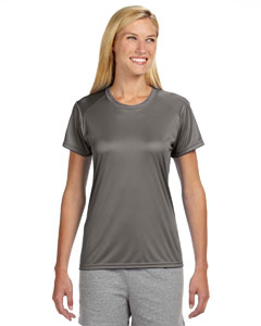A4 Ladies' Short-Sleeve Cooling Performance Crew NW3201 by A4