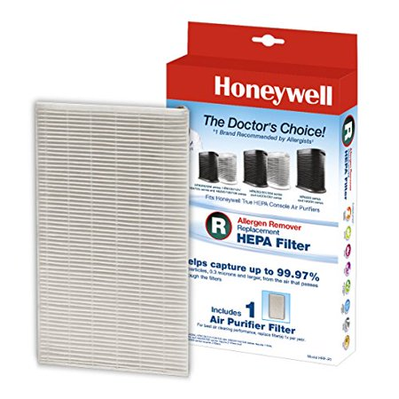 Honeywell True HEPA Replacement Filter, Single Unit