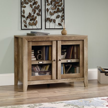 Sauder Dakota Pass Console Cabinet for TVs up to 42