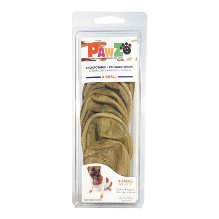 Pawz Protex Dog Boots Water Proof Paws Disposable Reusable