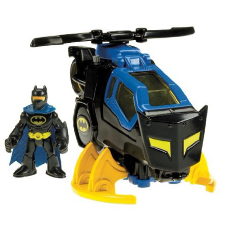 Fisher-Price Imaginext DC Super Friends, (Fisher Price Imaginext Dc Super Friends Batcopter)