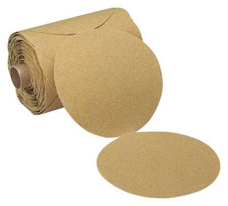 Paper Disc Roll,6in.dia.,P320,PK4
