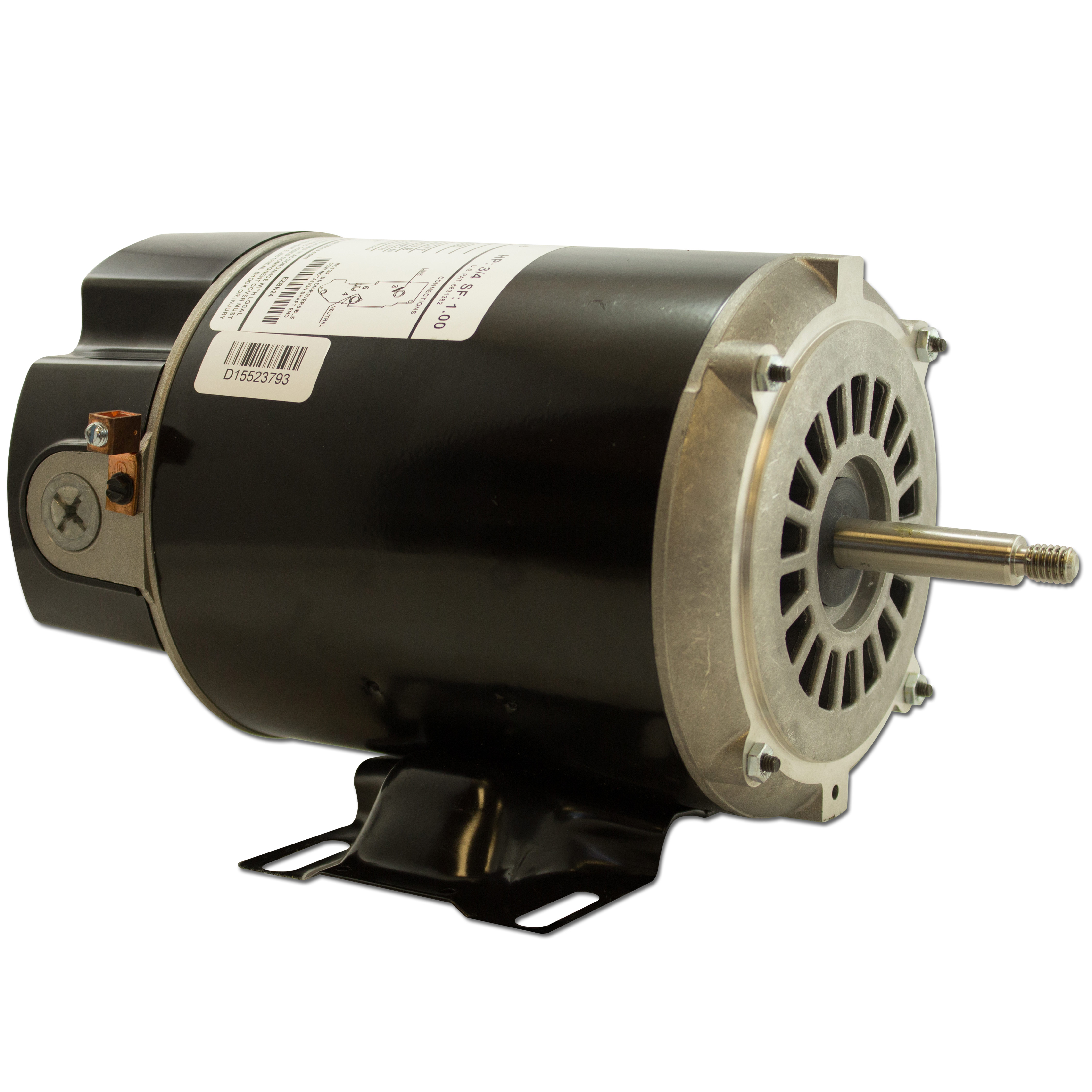 Hayward Super Pump Up Rated Replacement Motor 3 4