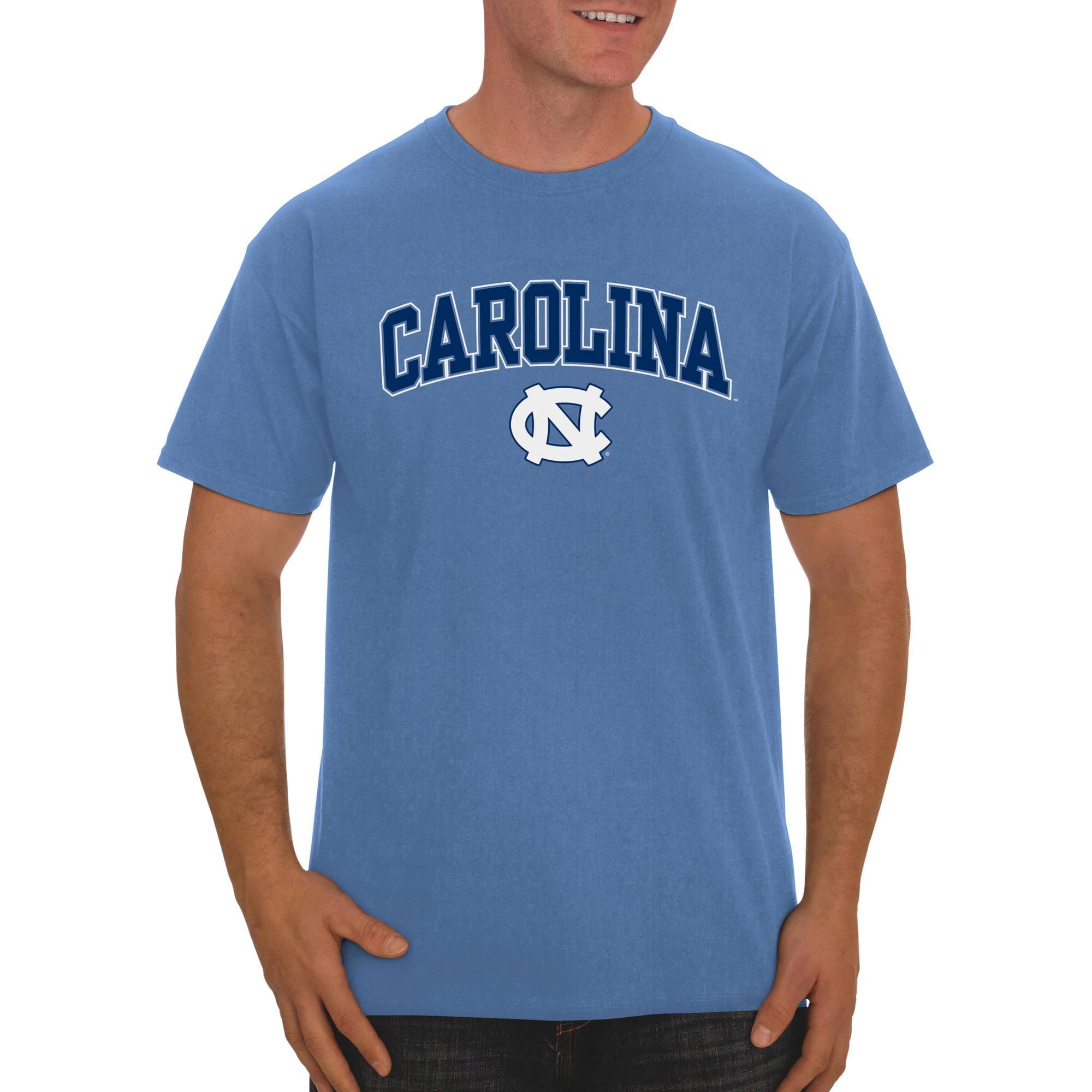 Russell NCAA UNC Tar Heels, Big Men's Classic Cotton T-Shirt