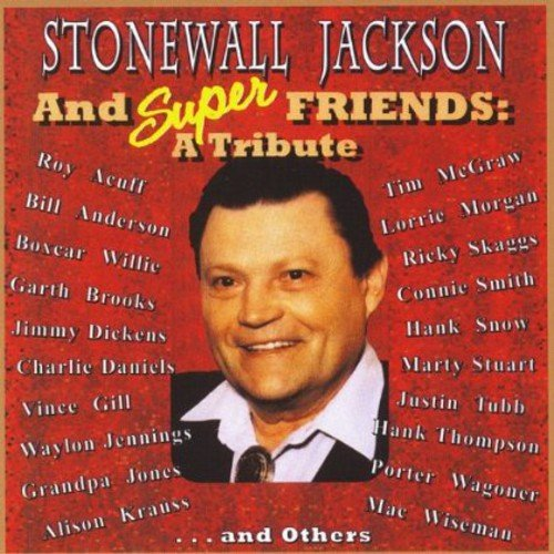 Stonewall Jackson & Super Friends - Stonewall Jackson & Super Friends [CD]