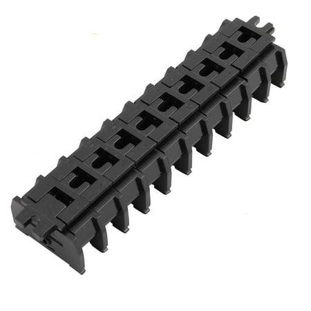 20Pcs Double Row Copper Screw Terminal Strip TBC 30A - image 2 of 2