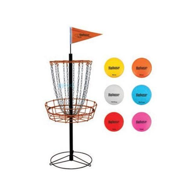 Disc Golf Set by Olympian Athlete