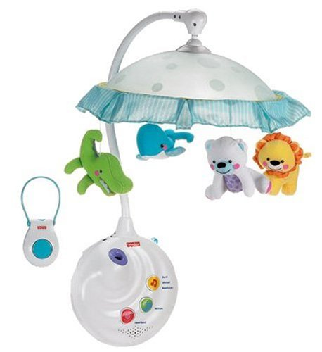 Fisher Price Precious Planet 2-in-1 Projection Mobile by Fisher-Price