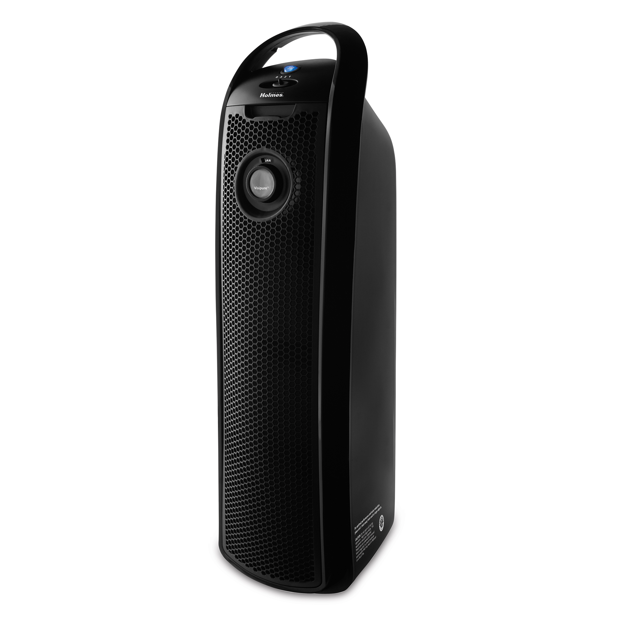 Holmes aer1 Tower HEPA Air Purifier with Air Ionizer and Visipure Air Filter Viewing Window (HAP9423 UHA)