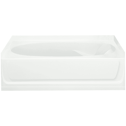 "Sterling 71101119 Ensemble 60"" x 37-1/2"" Vikrell Soaking Bathtub for Alcove Inst"