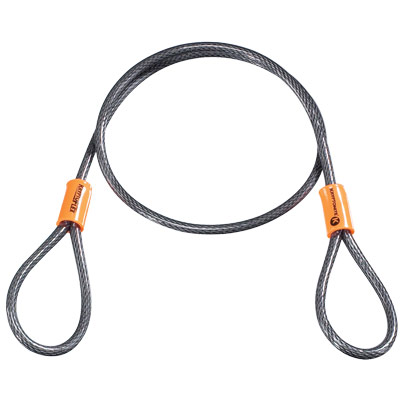Kryptonite 525 Kryptoflex Looped Cable