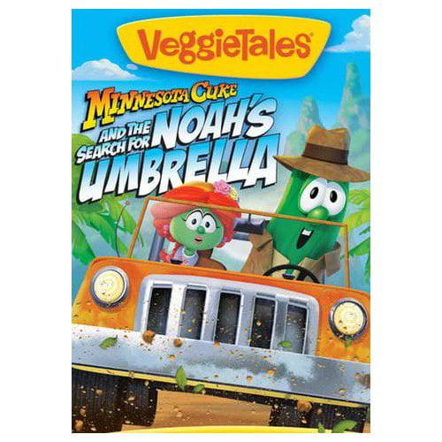 VeggieTales: Minnesota Cuke and the Search for Noah's Umbrella (2002)