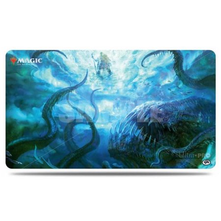 a3a4194ff MTG Ultimate Masters V2 Dark Depths Ultra Pro Printed Art Magic the  Gathering Card Game Playmat - Walmart.com