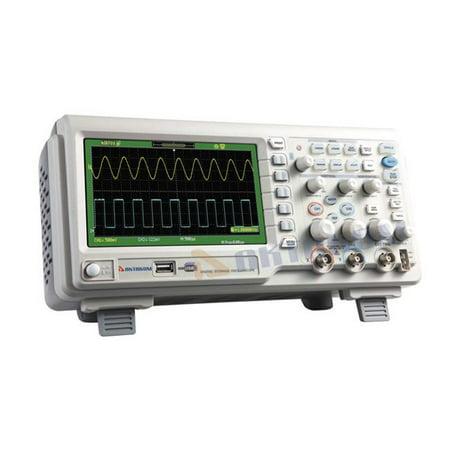 TM Atlantic AKTAKOM ADS-2102M dual channel Oscilloscope 100 MHz