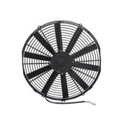 """SPAL 16"""" 1298 CFM Low Profile Electric Cooling Fan P/N 33600"""
