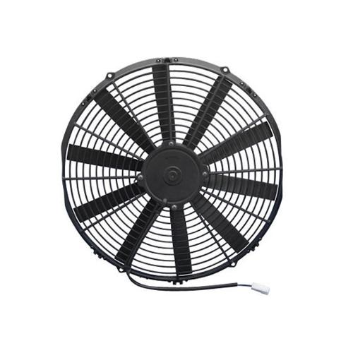 "SPAL 16"" 1298 CFM Low Profile Electric Cooling Fan P/N 33600"
