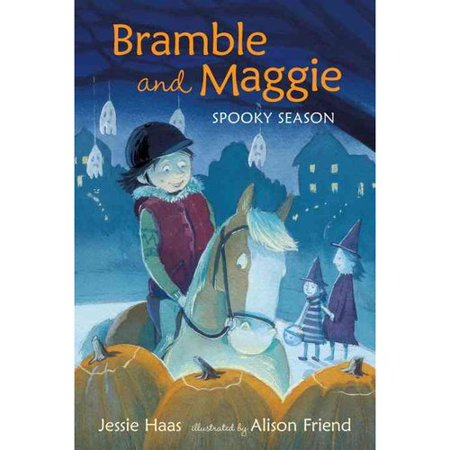 Bramble and Maggie Spooky Season by