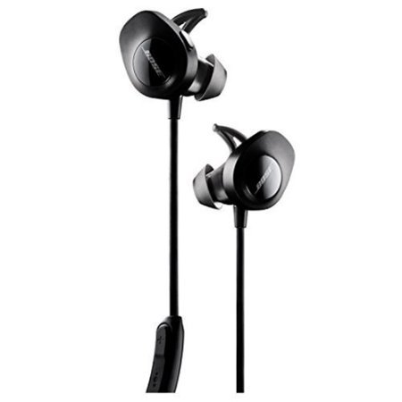 Bose SoundSport Wireless Sports Bluetooth Earbuds - Black