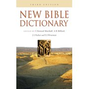 Best Bible Dictionaries - New Bible Dictionary (Hardcover) Review