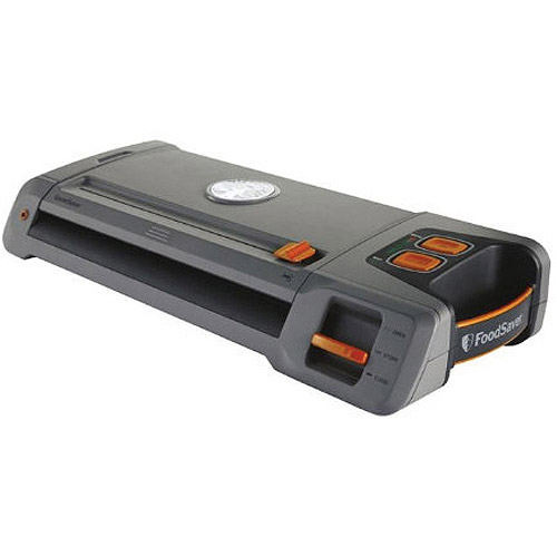 Jarden FoodSaver GameSaver Silver Vacuum Sealer Kit