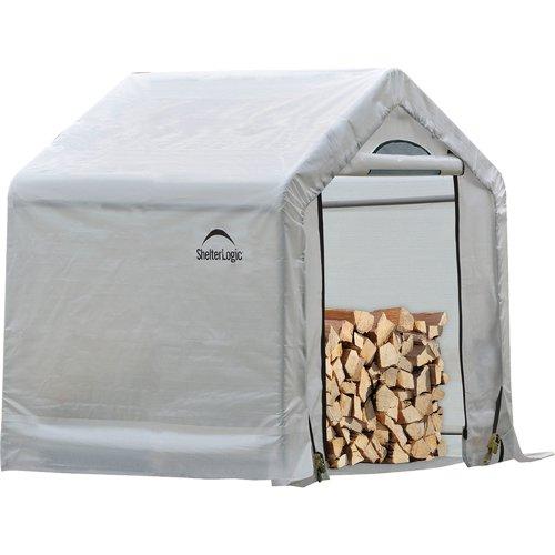 Firewood Seasoning Shed 5' x 3.5' x 5'