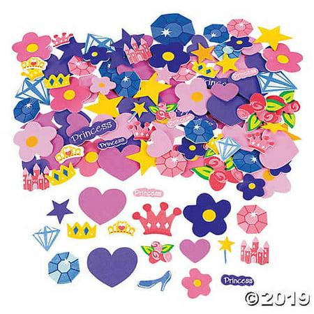 Fabulous Foam Princess Shapes - Princess Foam