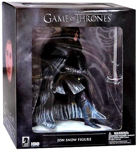 Game of Thrones Jon Snow Collectible Figure