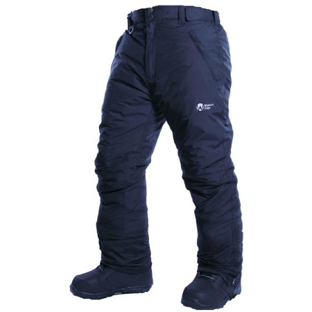 Winter's Edge Mens Avalanche Snow Pants